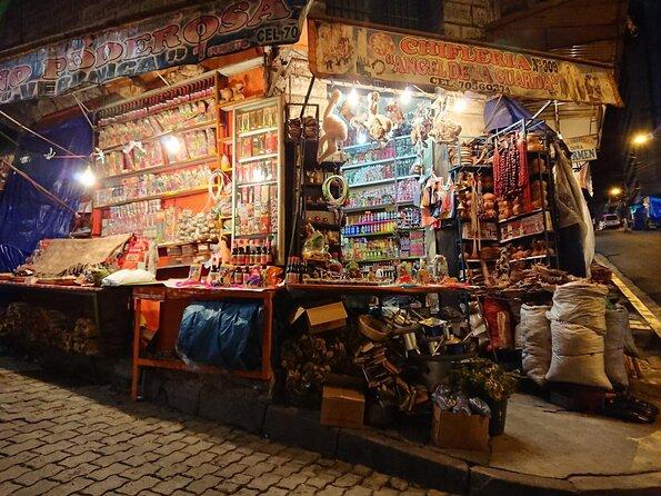 Top Markets in La Paz