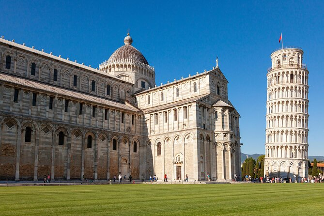 Pisa Day Trips From Florence
