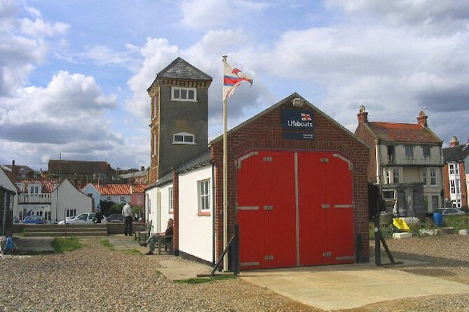 An Aldeburgh audio tour: Discover the allure of this historical seaside town