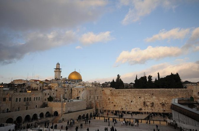 Jerusalem Tours from Tel Aviv