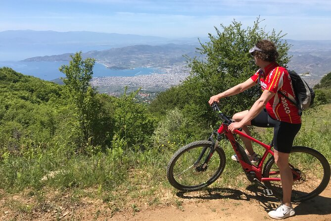 Half Day E-Bike Tour in South Pelion