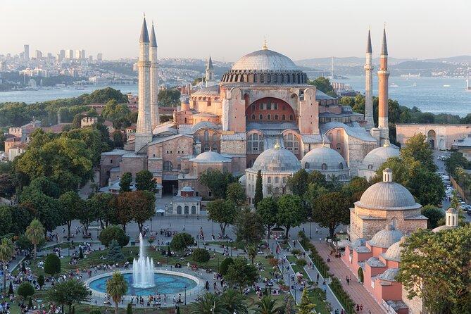 Top historische Gebiete von Istanbul