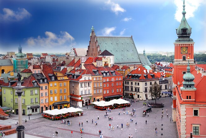 How to Spend 3 Days in Warsaw