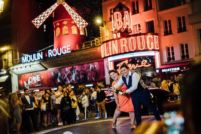 Moulin Rouge VIP Experiences