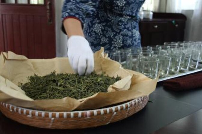 Tea Experiences in Hangzhou