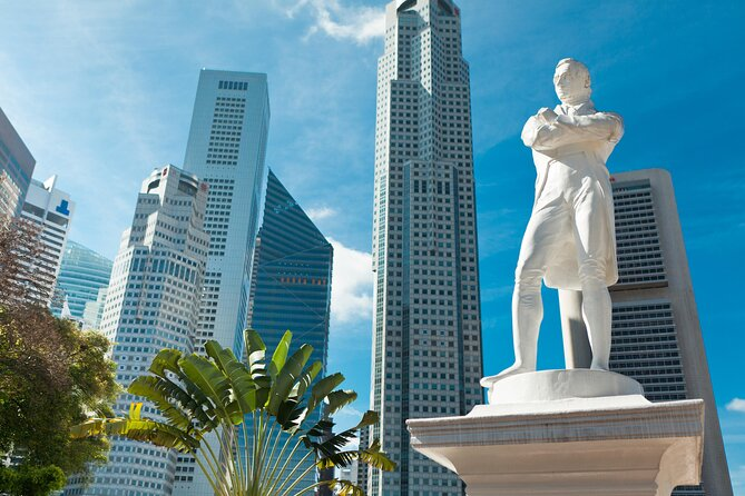 Raffles History Tours in Singapore