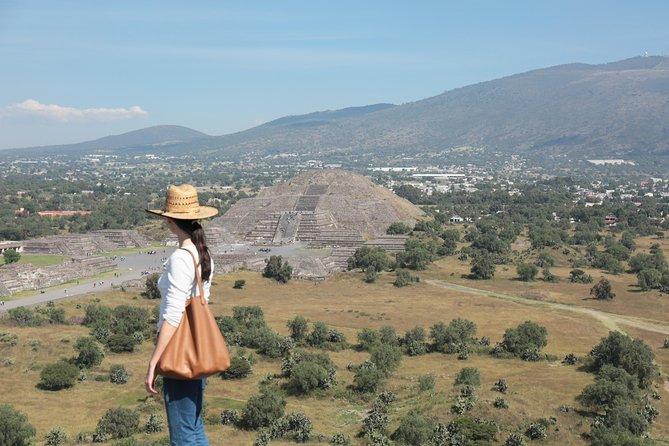 Aztec History in Mexico City
