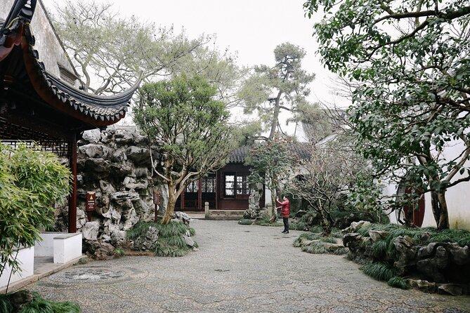 Visita ai giardini classici di Suzhou