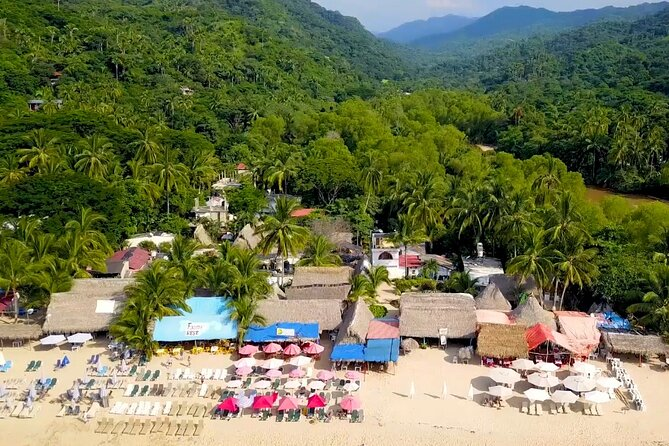Private Boat Tour to Yelapa with Snorkeling and Waterfall Hike