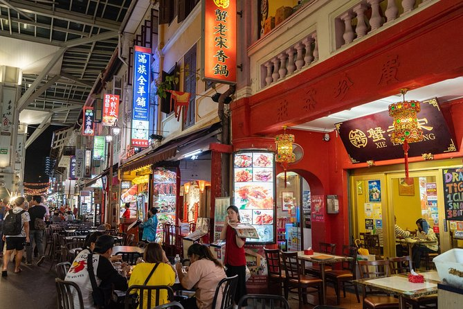 Guide to Singapore's Hawker Centers