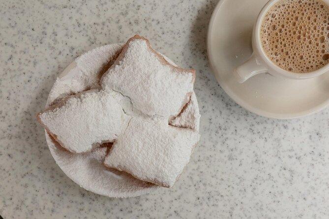 Beignets at Café du Monde