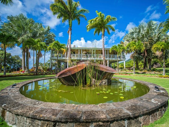 Top Sights on the Nevis Heritage Trail