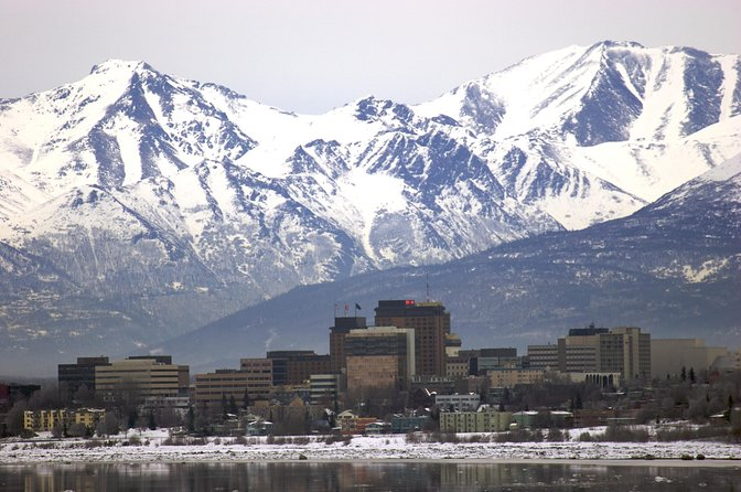 Anchorage Tours from Seward