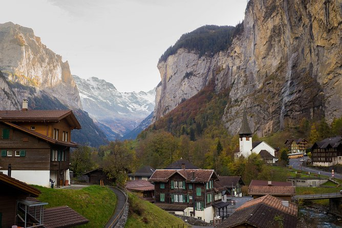 Bernese Oberland Day Trips from Zurich