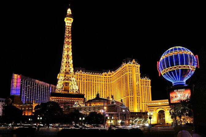 Nächtliche Touren durch Las Vegas