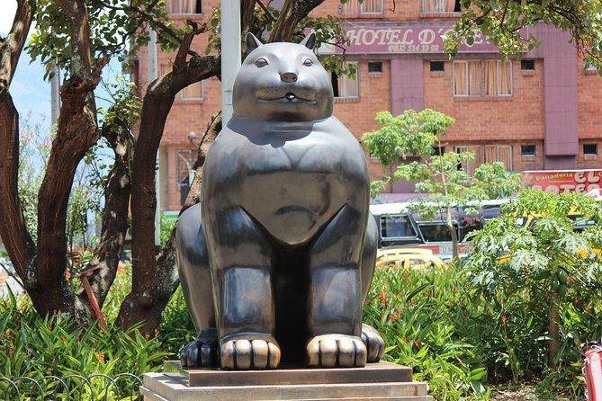 Fernando Botero's Medellín