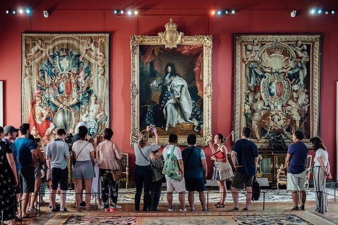 Billet coupe-file au Louvre