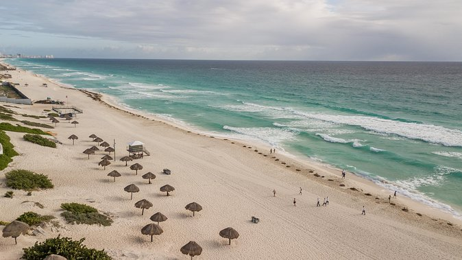 4 Top Beaches in Cancun