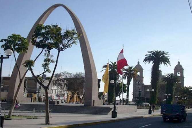 Full Day Tour to Tacna from Arica