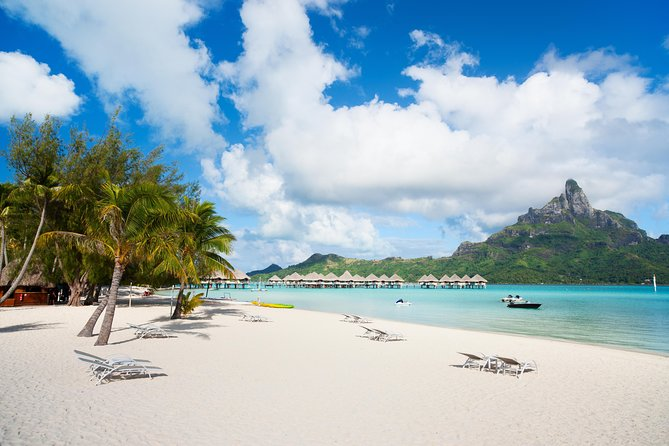 Top Beaches in Tahiti