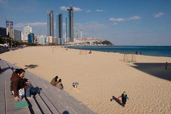 Top Beaches in Busan