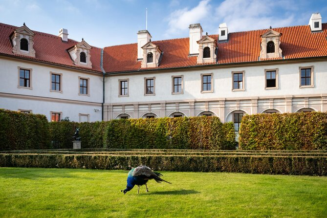 Top Parks and Gardens in Prague
