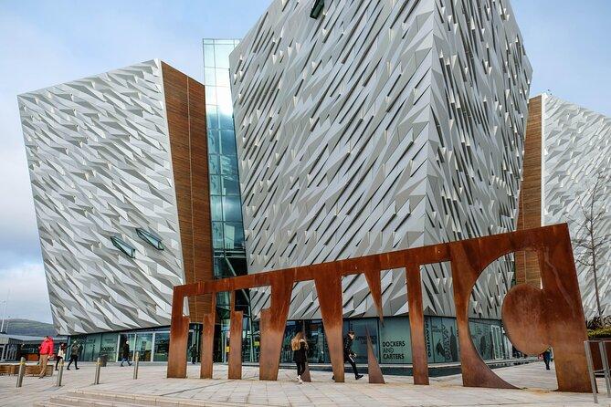Titanic History in Belfast
