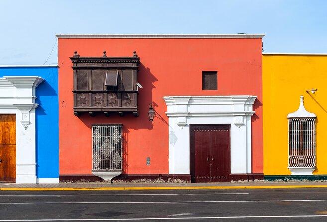 Colonial Sites in Trujillo