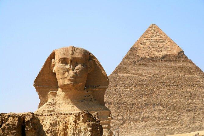 How to Choose a Giza Pyramids Tour