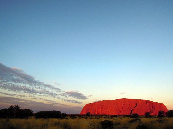 Sunrise and Sunset Experiences at Uluru