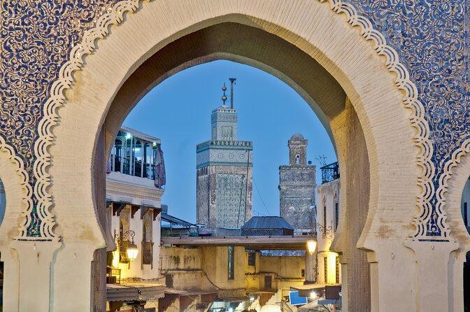 Fez Tours from Casablanca