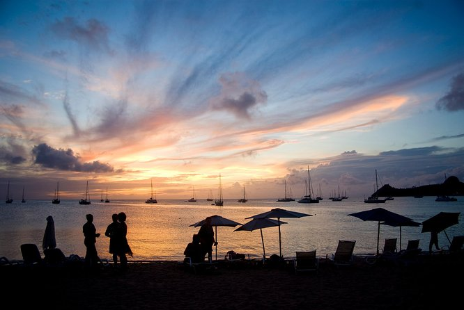 Romantic Things to Do in St. Lucia