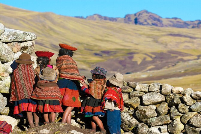 4-day Lares Trek To Machu Picchu