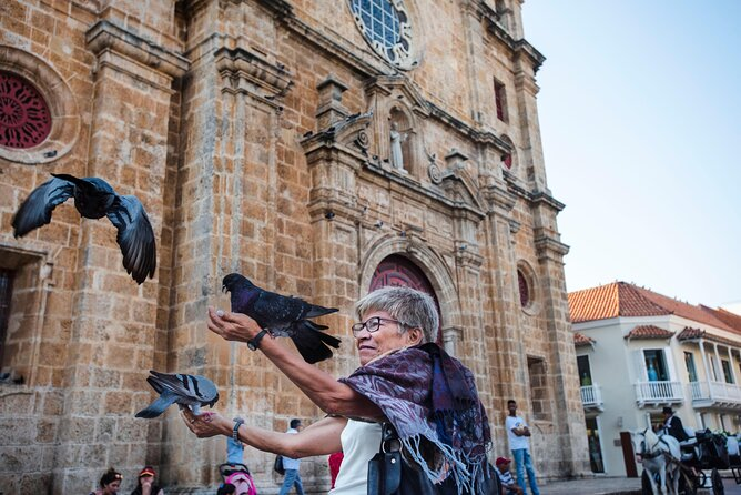 Colonial Sites in Cartagena