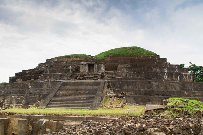 Maya Ruins in El Salvador