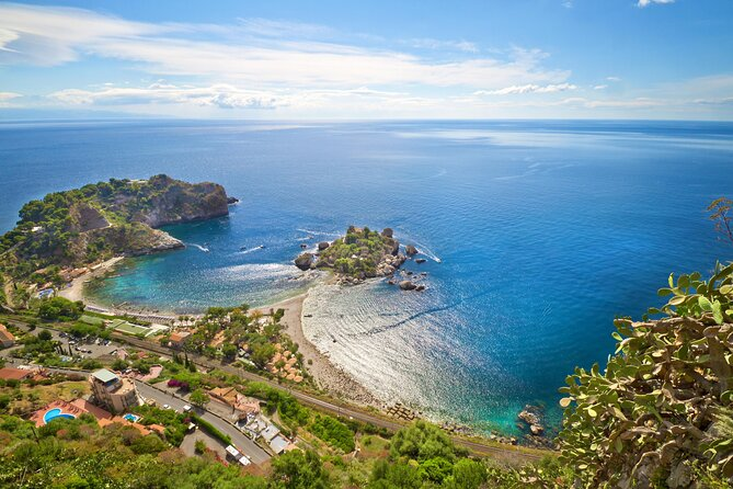 Top Beaches in Taormina