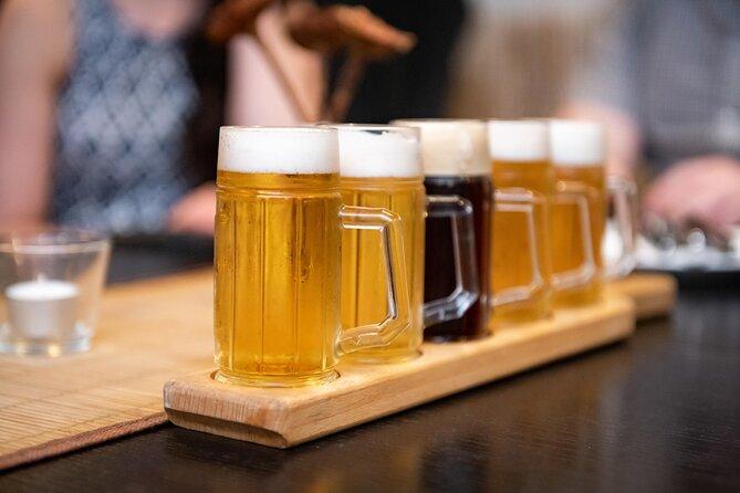 Czech Beer in Prague