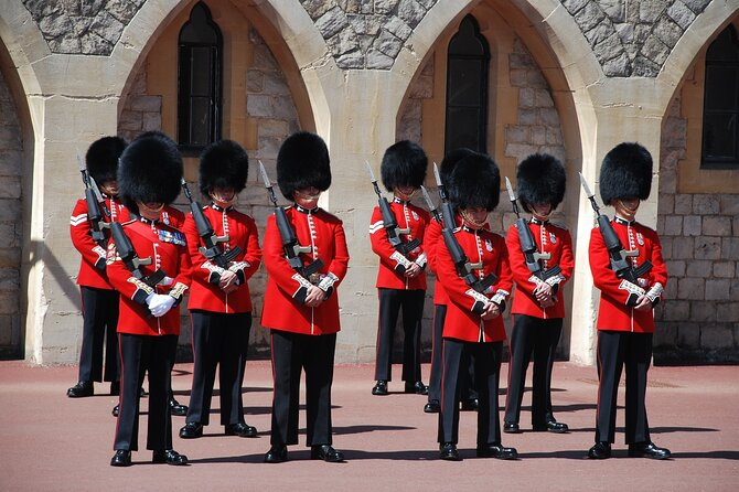 Changing of the Guard Tour