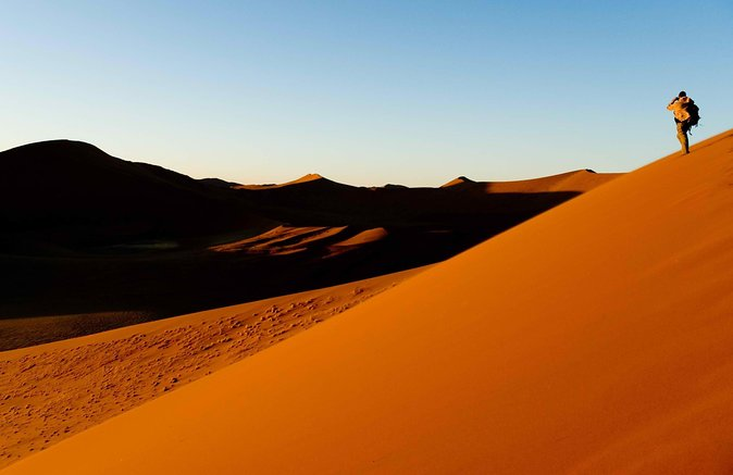 Desert Experiences from Windhoek