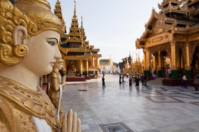 4 Must-See Temples in Yangon