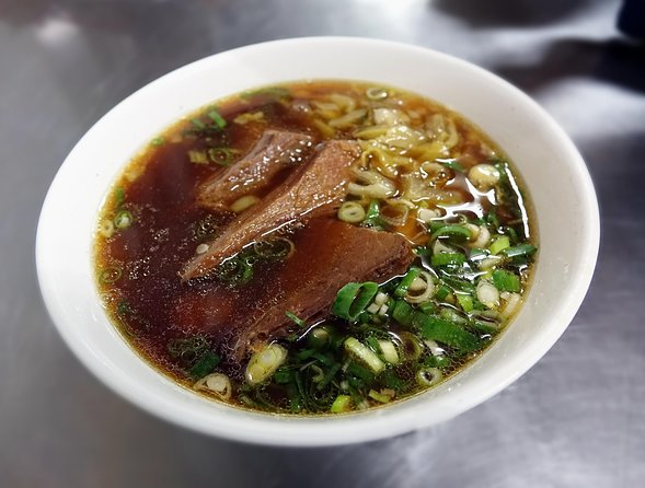 Food Lover's Guide to Taipei