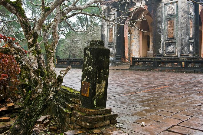Visiting the Imperial Tombs of Hue