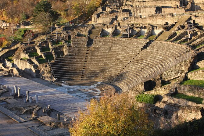 Ancient Roman Theaters in Lyon