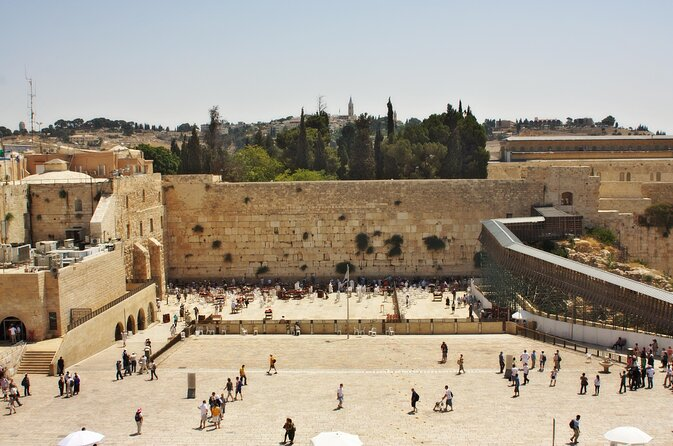 Top Holy Sites in Jerusalem