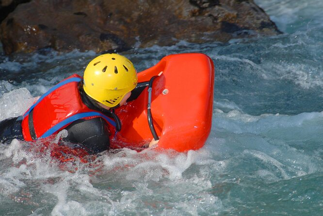 White Water Sledging Tours in New Zealand