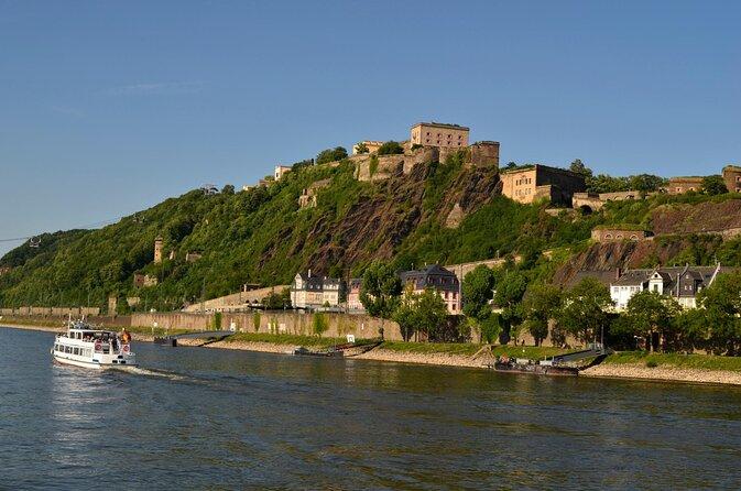 Rhine Valley Tours from Frankfurt