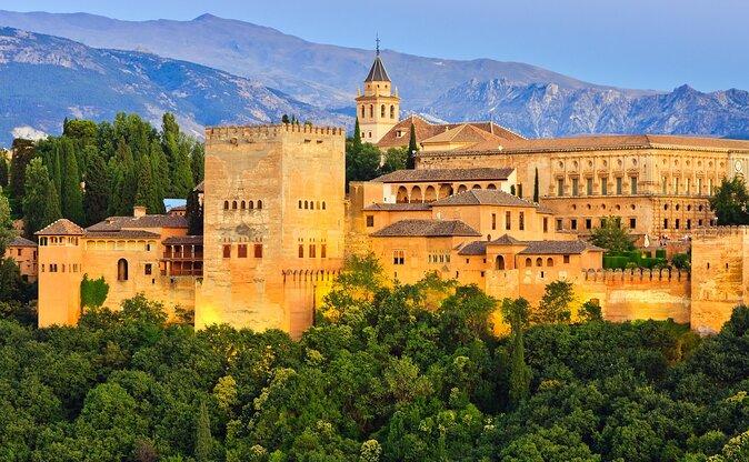 Granada Day Trips From Malaga