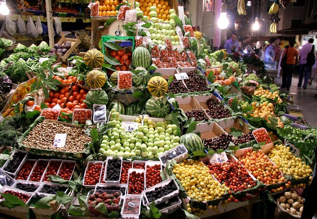 Top Markets in Istanbul