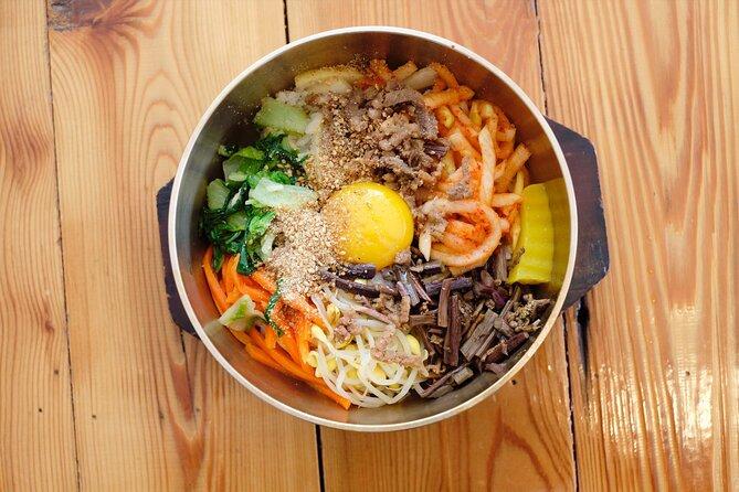 Korean Food in Seoul
