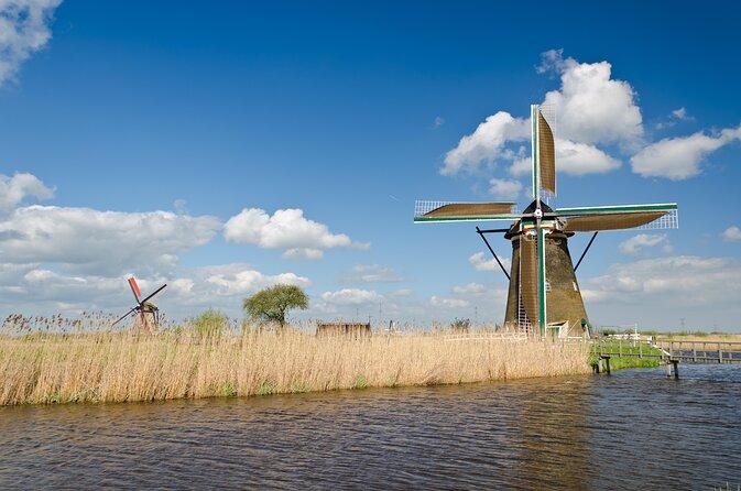 Kinderdijk Windmills Tours from Rotterdam
